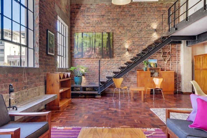 die 20 besten lofts in kapstadt, südafrika - airbnb, westkap, Innenarchitektur ideen