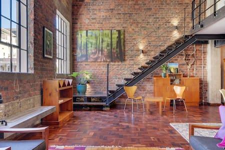 New York style Loft Apartment 7 - Città del Capo - Loft