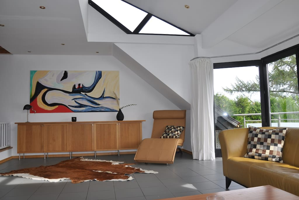 sch ner wohnen mit offenem kamin departamentos en alquiler en witten renania del norte. Black Bedroom Furniture Sets. Home Design Ideas