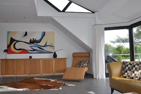 Schöner Wohnen mit offenem Kamin  - 威腾(Witten) - 公寓