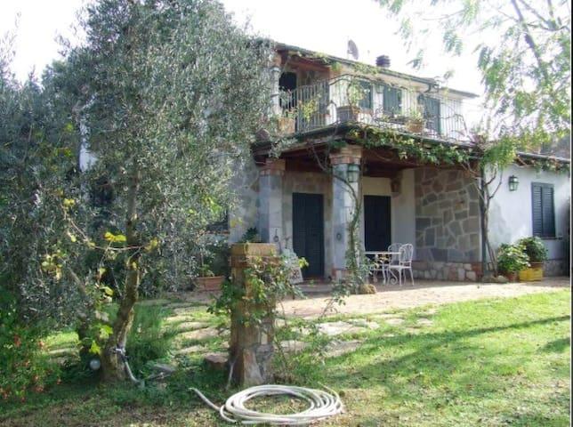 Appartamento primo piano in campagna a Capalbio - Capalbio - Appartement