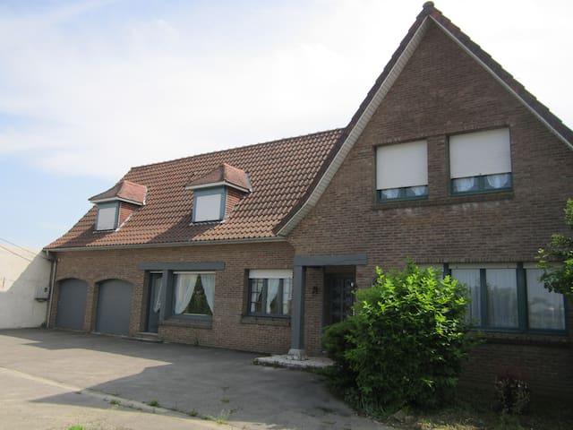 Gite du Riet Veld - Wormhout - บ้าน