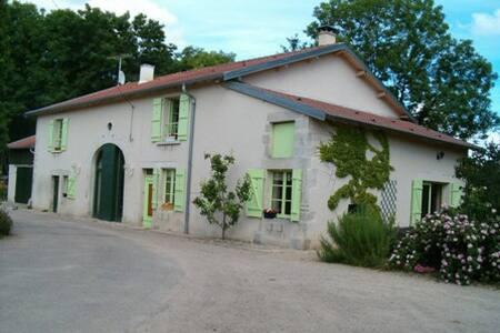 A LA CAMPAGNE nancy neufchateau  - Soulosse-sous-Saint-Élophe - Wikt i opierunek