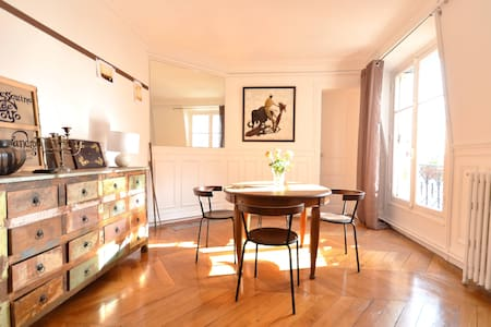 Views, 6 rooms, 120m2 : large, bright & beautiful! - Paris
