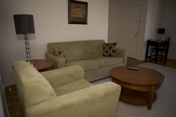 Spacious 1 BR - Bridgewater-2706 - Bridgewater - Appartement