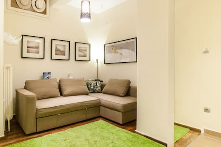 a cosy studio at Acropolis - Apartmen
