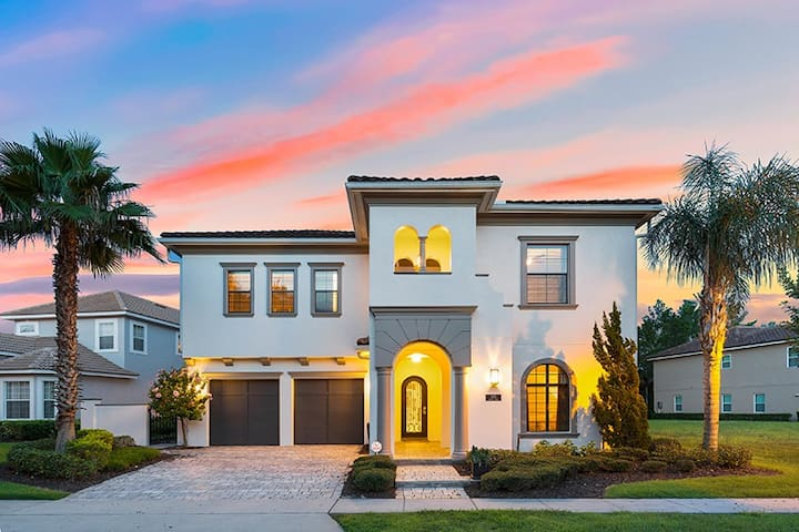 Luxurious home featuring 5,591 sq. ft.