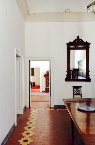 Antica casa Zappata-Gargallo in via Maestranza