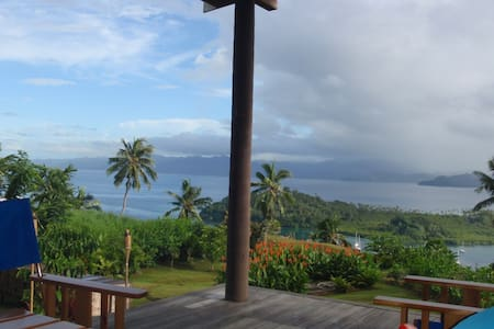 Bula Vista! Fab Fiji Container Home - Savusavu