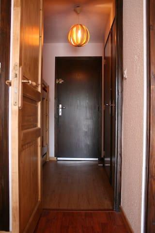 Couloir Coin nuit
