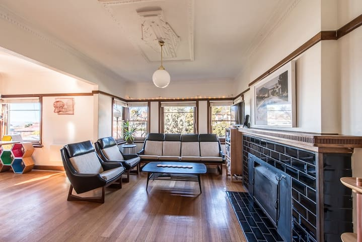 Beautiful Apartment in Heart of Hobart - West Hobart - Apartemen
