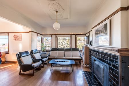 Beautiful Apartment in Heart of Hobart - West Hobart - Lägenhet