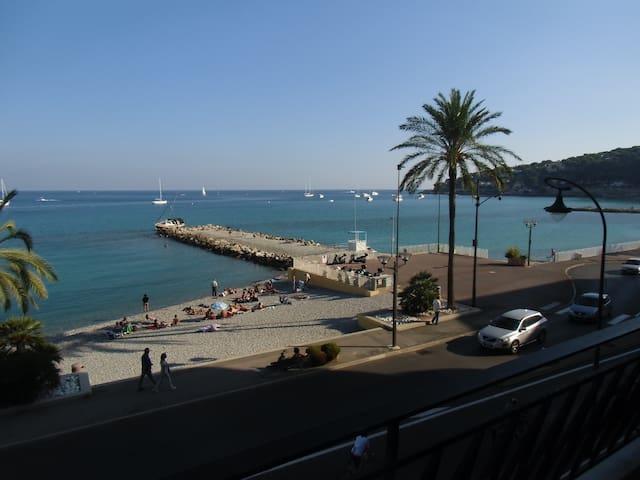 Front de mer, studio , entre Monaco et l'Italie - Roquebrune-Cap-Martin - Wohnung