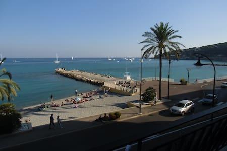 Front de mer, studio , entre Monaco et l'Italie - Roquebrune-Cap-Martin
