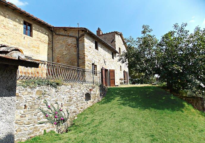 Torre Santa Maria - Borgo San Lorenzo - Willa