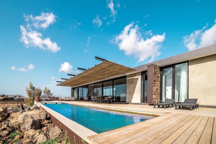 Volcanic House in Fuerteventura