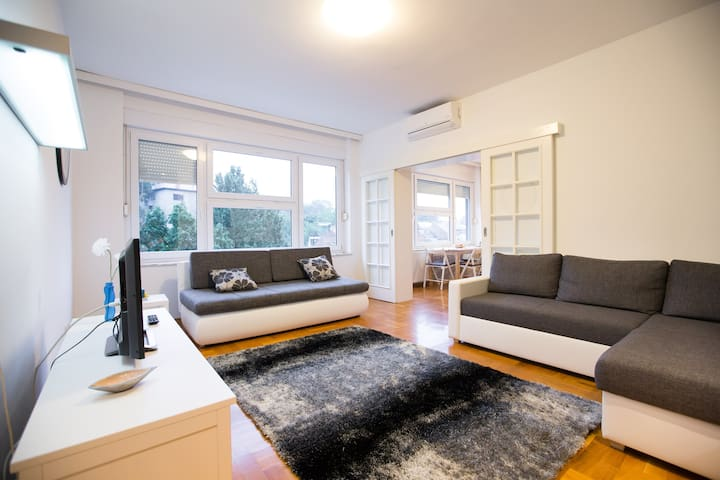 "Apartment ""Britanac"" in center of Zagreb - Zagreb - Flat"