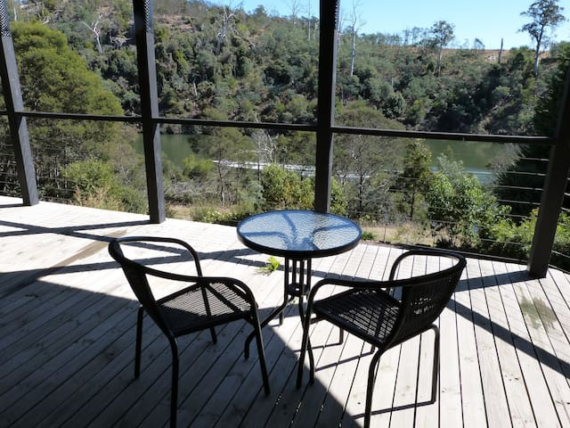 River views, wildlife,boutique 2 bedroom apartment - Blackstone Heights/ Launceston - Apartament