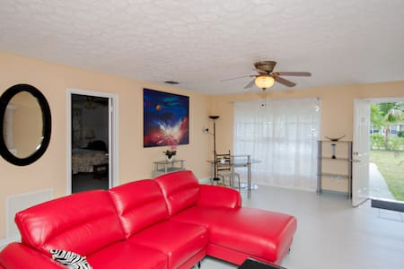 FULLY equipped house 5min to beach - North Palm Beach