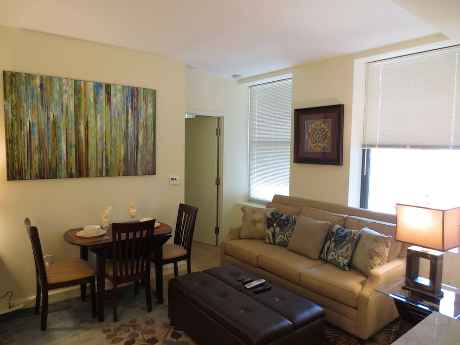 Lux 1 Bedroom In Back Bay Landmark W Gym Apartments For Rent In Boston Mas