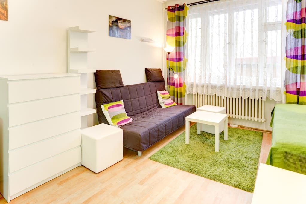 small apartment by the center wohnungen zur miete in. Black Bedroom Furniture Sets. Home Design Ideas