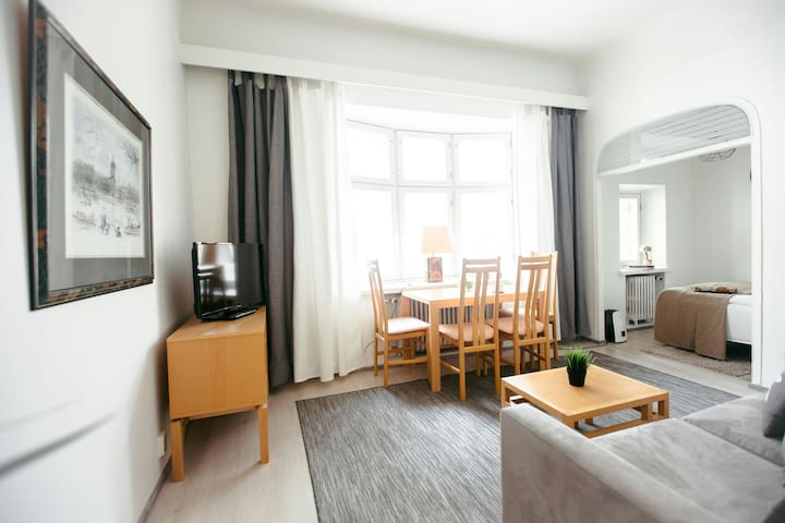 Best location in Helsinki