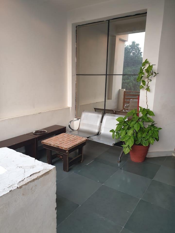 Entire Floor at luxury villa.