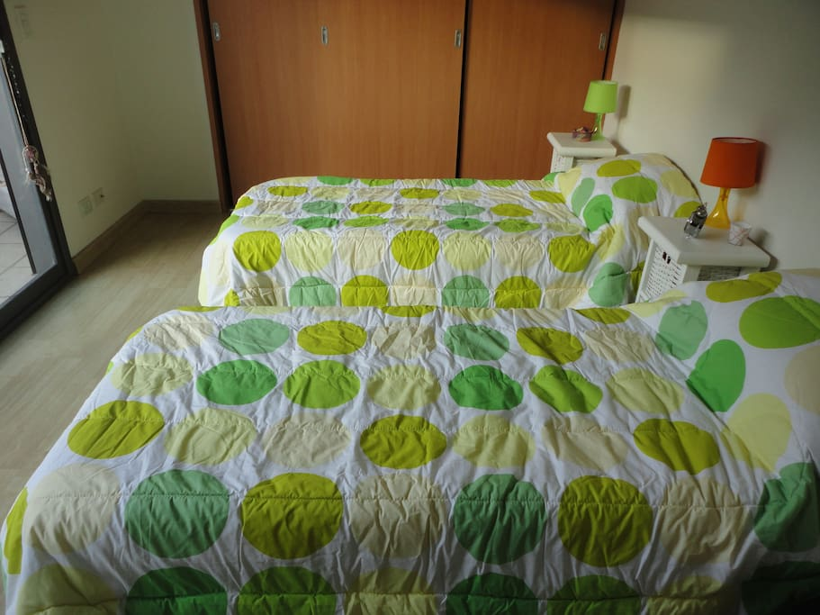 armado camas individuales