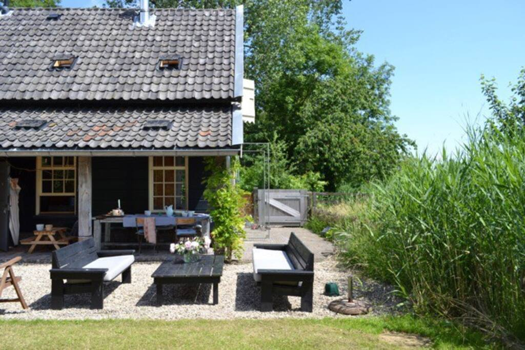 Unique Stylish Country House 20 Minutes From Amsterdam