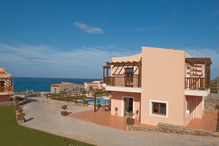 Villa's External view