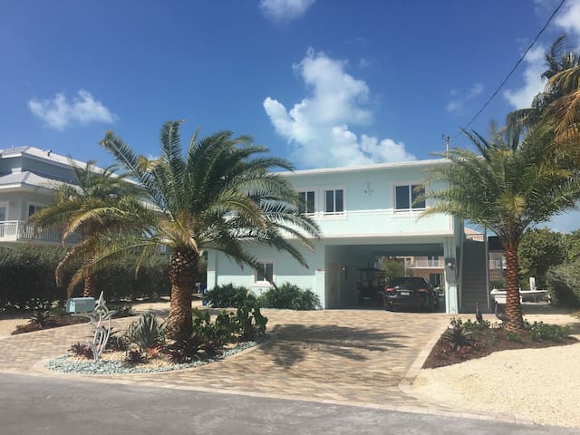 Beautiful Home for Rent:Port Antigua - Islamorada - Islamorada - Rumah