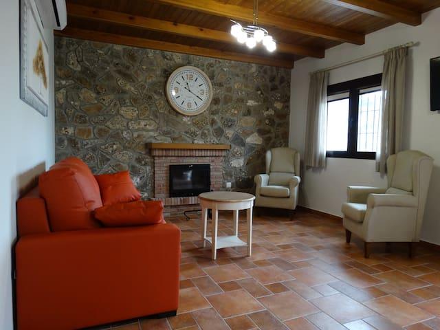 Una casa única en Alcalá de los Gazules
