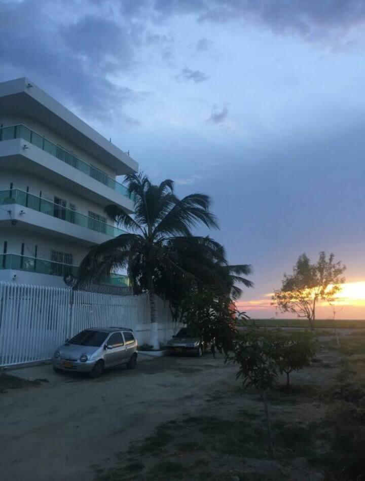 Aparta estudio Loft - Santa Marta -bello Horizonte