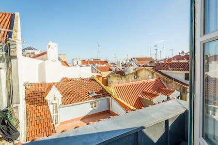 Amazing rooftop view - Bairro Alto