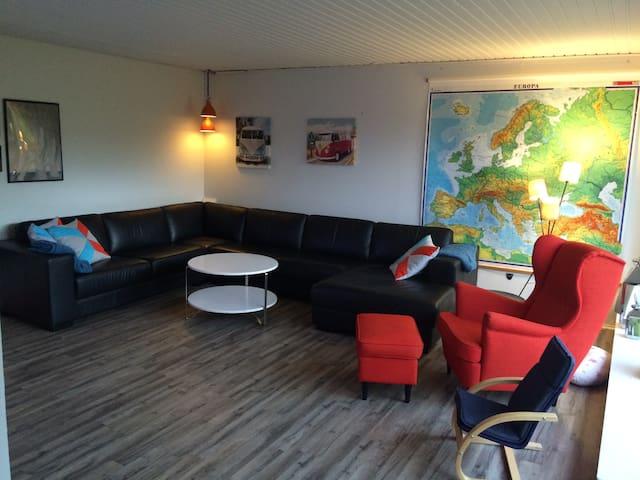 Dejlig lys og rummelig parcelhus i Odense S. - Odense - 단독주택
