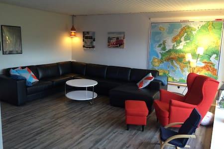 Dejlig lys og rummelig parcelhus i Odense S. - Odense