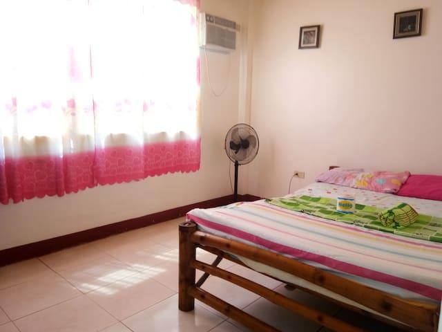 1BR Apartment with kitchen, ground floor