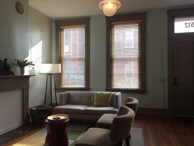 Welcoming and Comfortable 1bed OTR/Pendleton - Cincinnati - Apartament