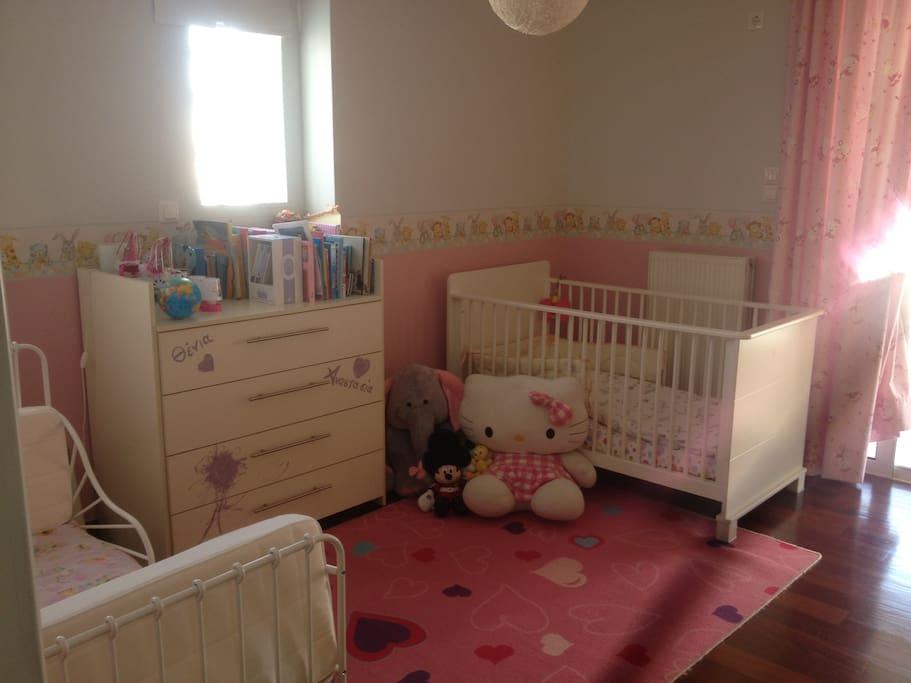 Kids&Toddlers room