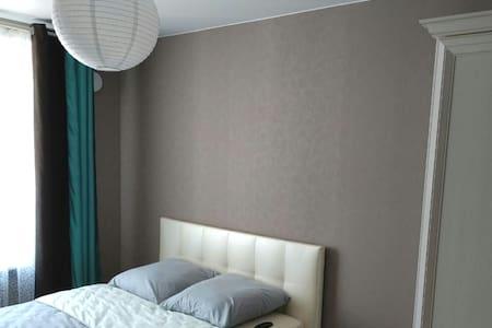 Уютная и очень удобная, новая квартира.