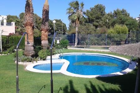 Vacaciones  entre pinos y mar - Pilar de la Horadada - Casa adossada