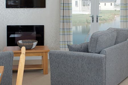 2 Bedroom Deluxe Lodge at Norfolk Park - North Walsham