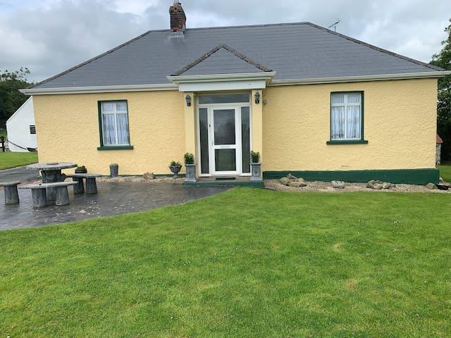 An authentic Irish experience