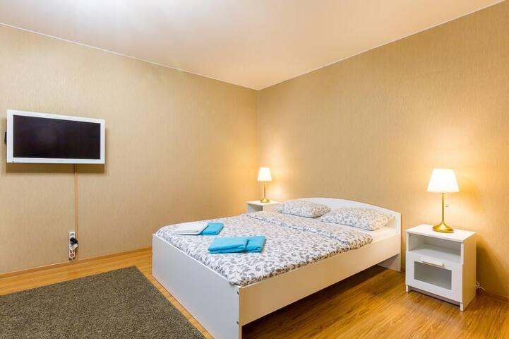 Уютная квартира для аккуратных людей