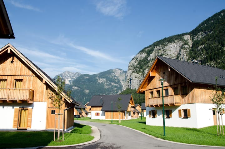 Ferienhaus für 6 Personen mit Pool R46048