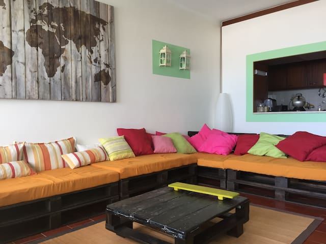 Apartamento Pisão, Santa Cruz - Torres Vedras - Lägenhet