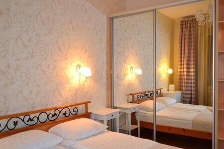 Уютная светлая 3х комнатная квартира.