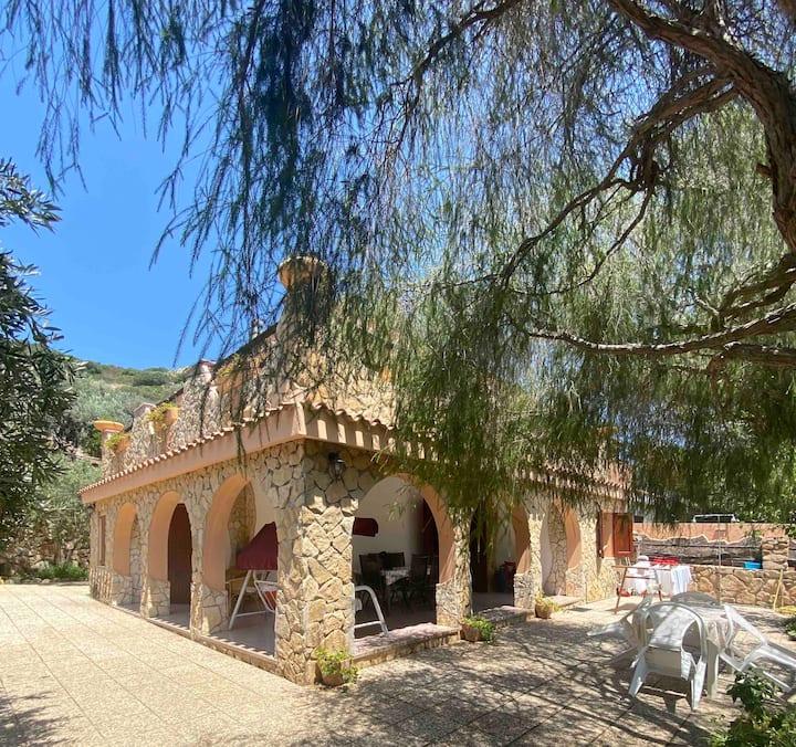 Villa Spanu