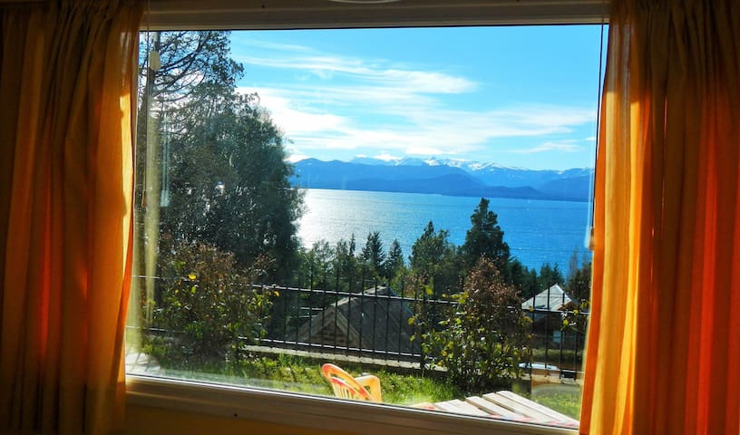 A place for you in paradise... - San Carlos de Bariloche - Casa
