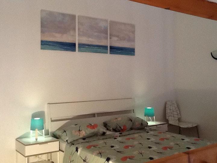 Villa Cristina 50 m2 calme et douillet avec jardin